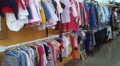proyecto abraham - tienda caravaca - perchas