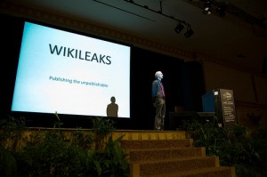 (Julian Assange, Founder of Wikileaks/flickr/biatch0r)