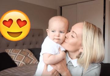 madres se sienten solas después de tener a su bebé
