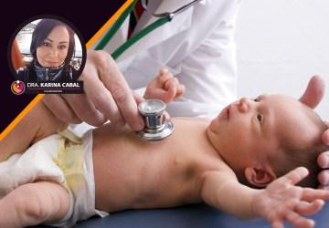 APGAR- La calificación que recibe tu bebé al nacer