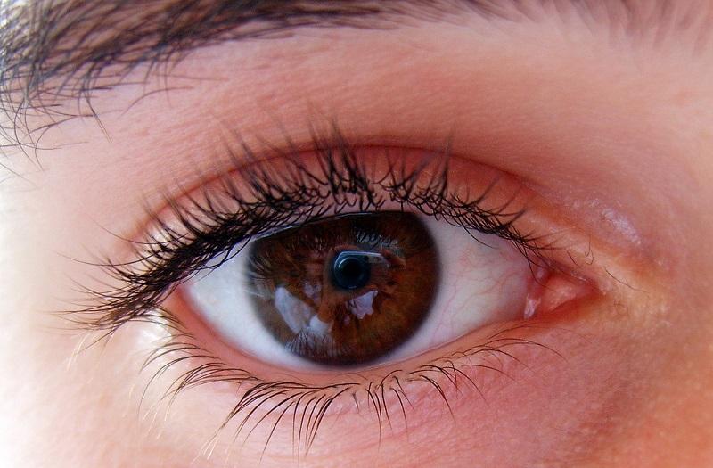 como se ven tus ojos cuando estas embarazada