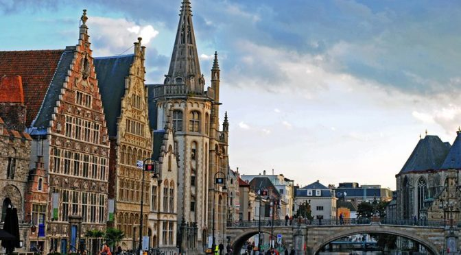 Escapada a Bélgica
