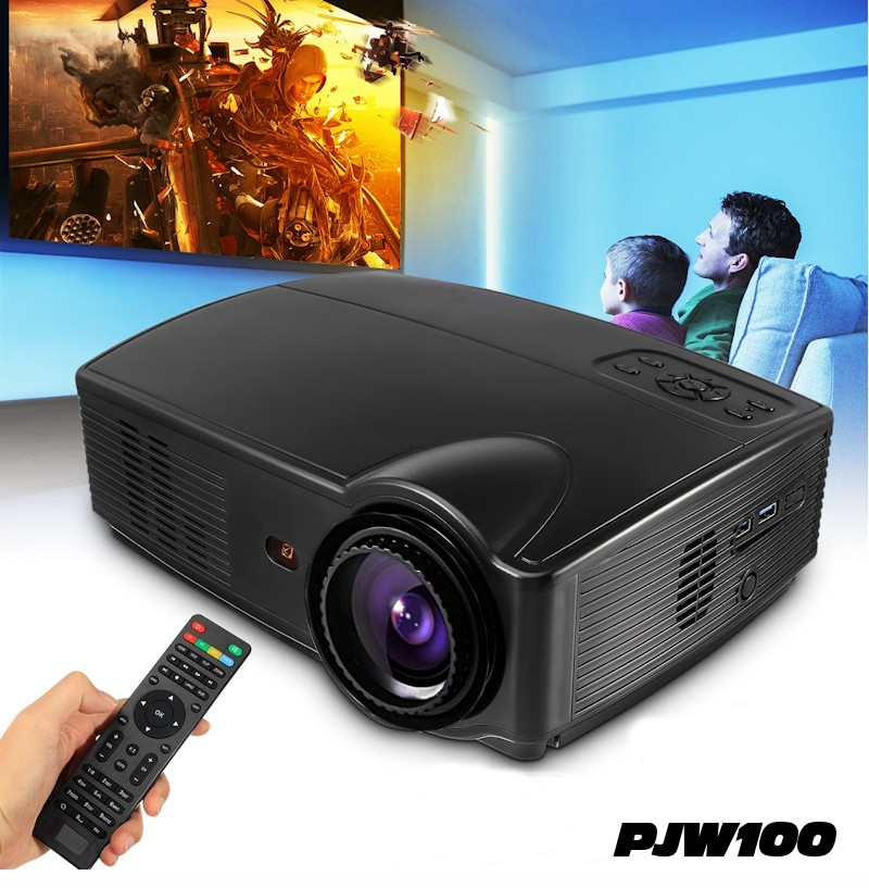 videoproyector de led seelumen pjw100