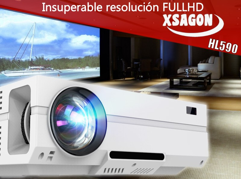 Insuperable resolución fullHD 1920x1080 pixels