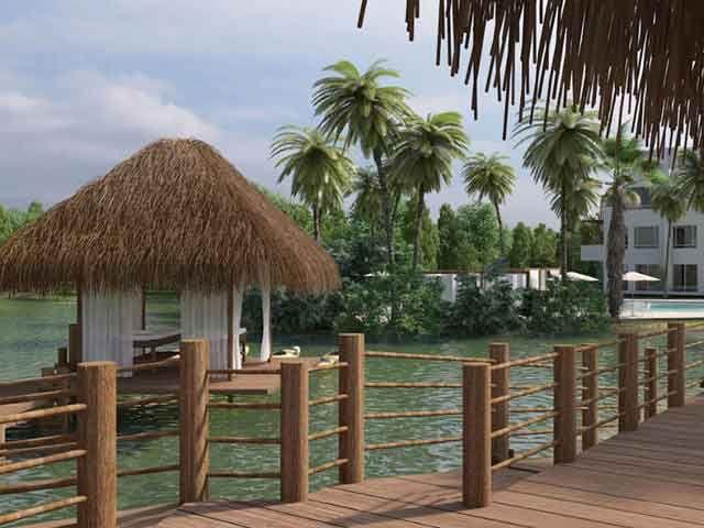 Kutay Wellness  Village Proyecto de apartamentos en