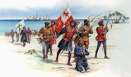 Image result for conquista de america