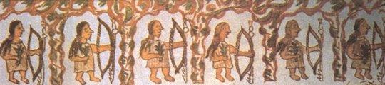 Chicomostoc (lugar de las siete cuevas)