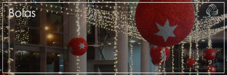 Alquiler de Bolas de Navidad