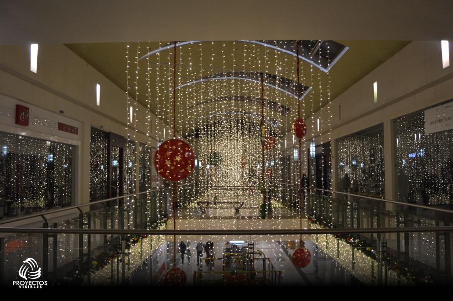 Iluminacion Para Navidad Retail M Campana Led Holiday