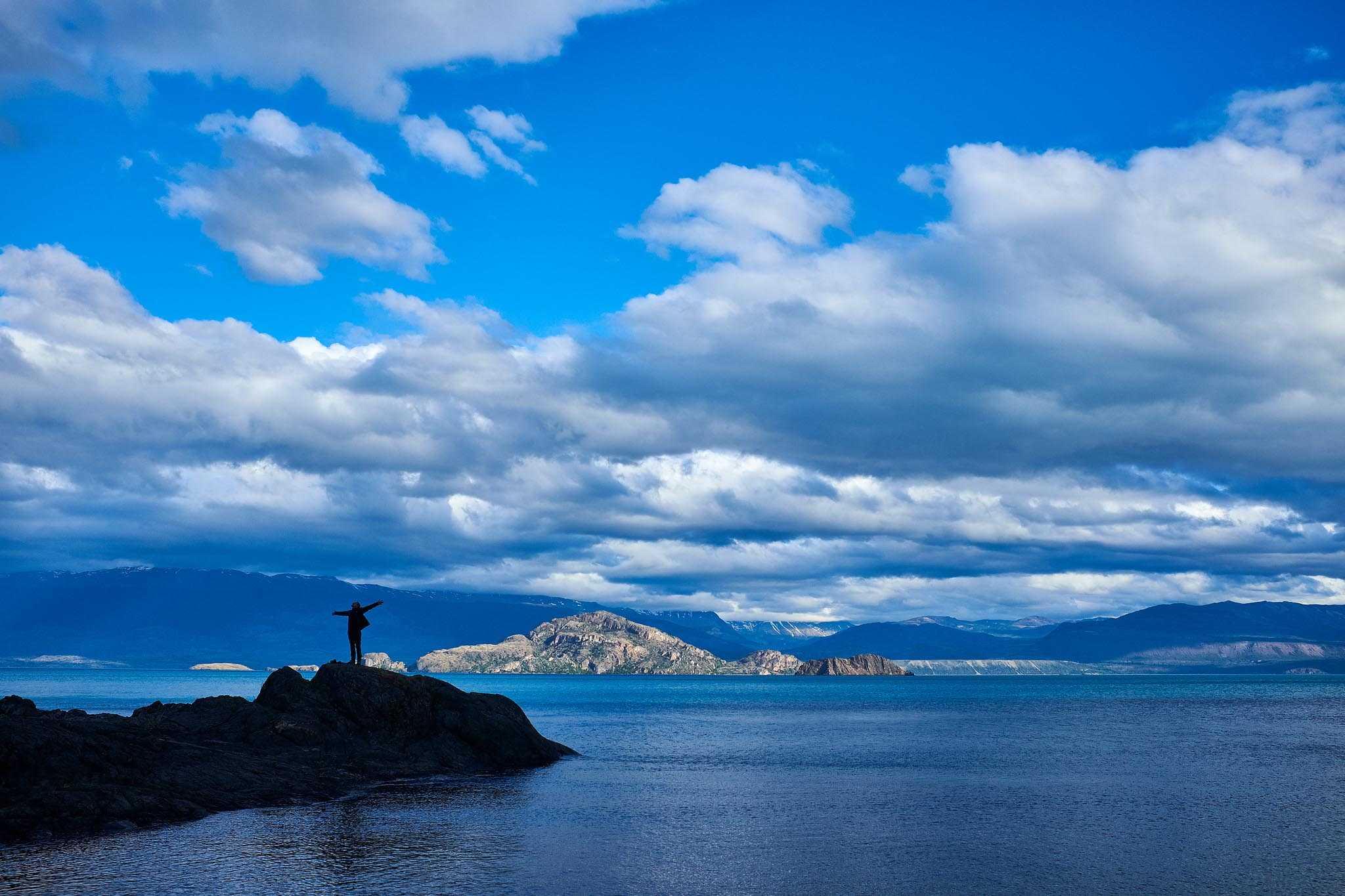 lago general carrera_chile