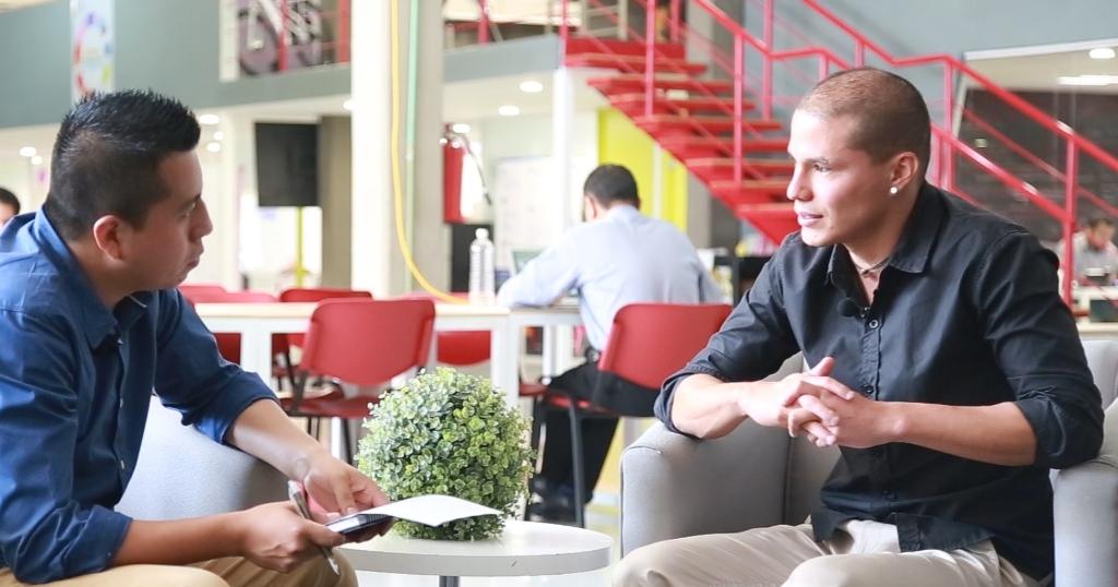 Entrevista Fundacion Learny