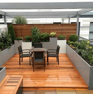 model teras rumah minimalis 1 lantai