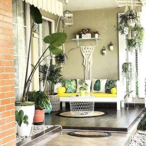 model teras rumah sederhana nyaman