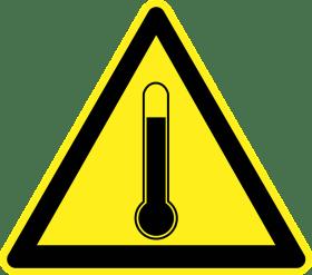 Perill altes temperatures gossos