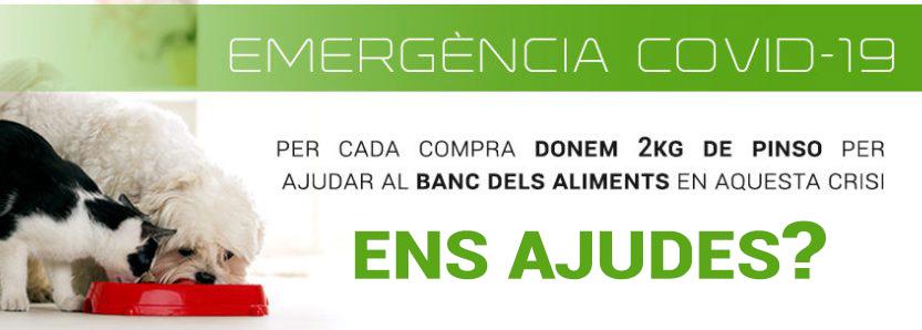 Donació per emergència covid19