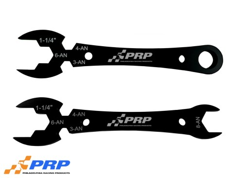 Philadelphia Racing Products Black Combo Wrenches