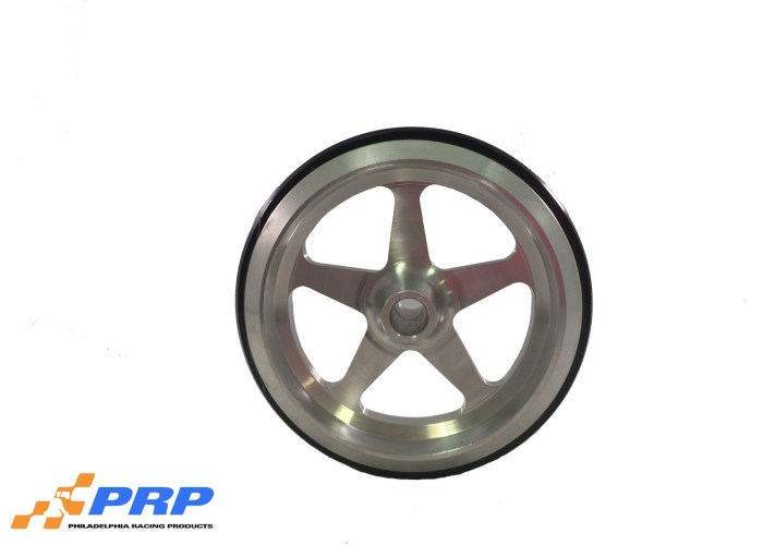 PRP Clear Wheelie Bar Wheel Star Style made by PRP Racing Products