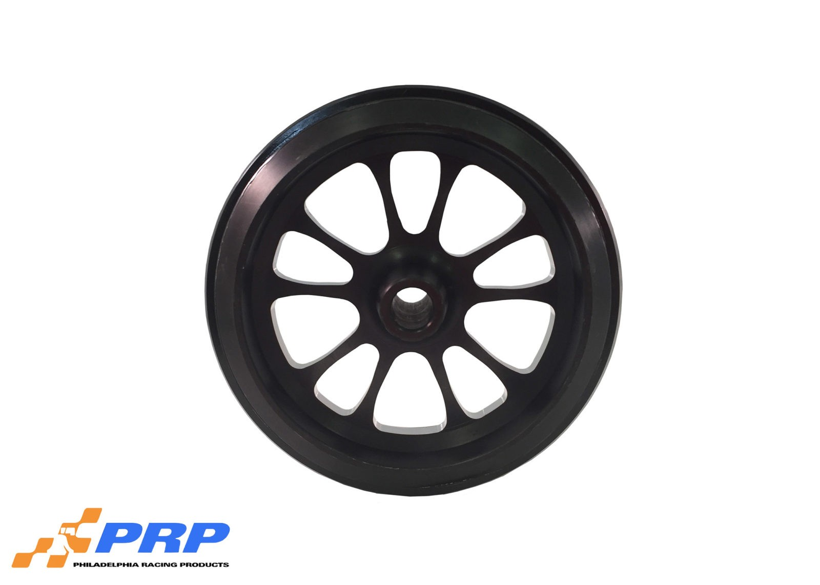Black Anodized 10 Spoke Style made by PRP Racing Products