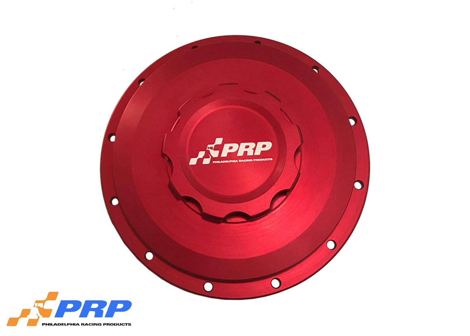 PRP Red Intercooler tank cap