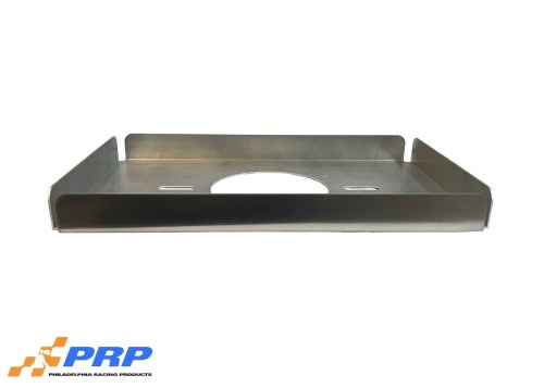 Flat Scoop Tray Side view made by PRP Racing Products