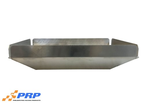 Elevated Scoop Tray Side view made by PRP Racing Products