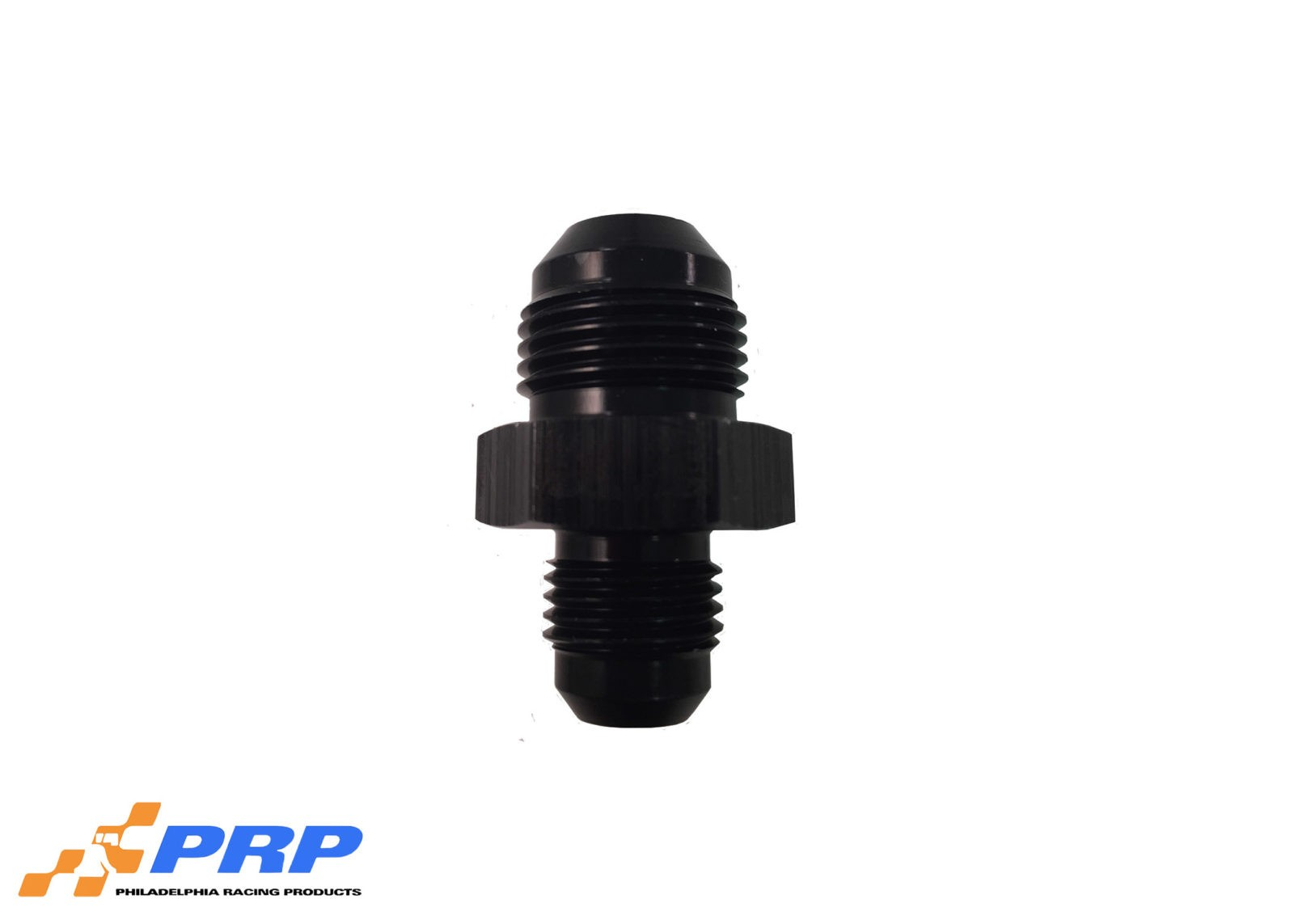 Black Flare Reducers - 8AN to 6AN made by PRP Racing Products