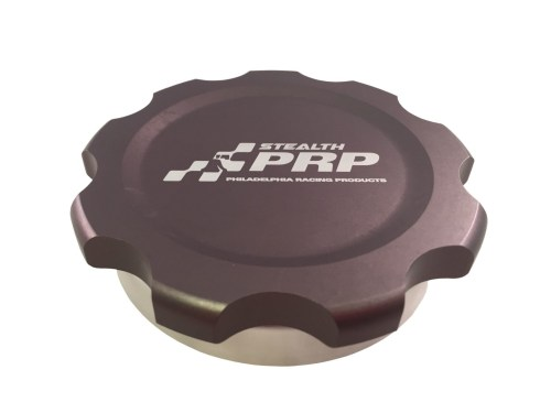 Stealth Fuel Cell Cap and weld on Bung made by PRP Racing Products