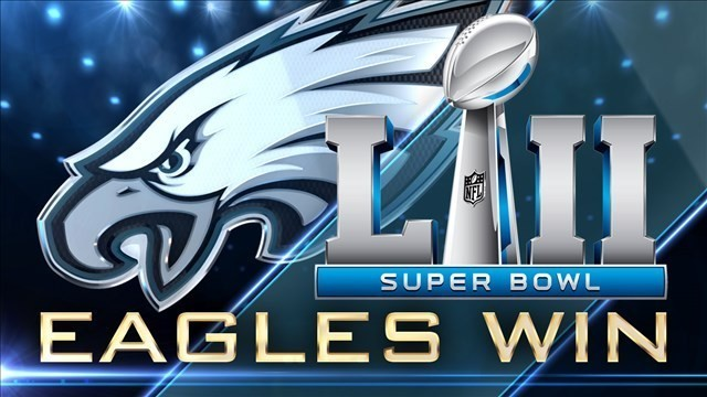 Congratulations to The Eagles!