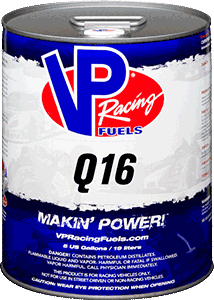 VP Racing Fuel Q16