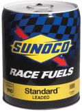 Standard Sunoco Racing Fuel Philadelphia Racing Engines