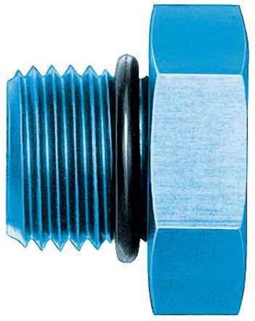 #10 O-Ring Boss Plug PRP Racing Products Aeroquip