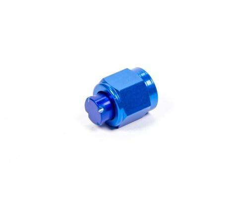 FCM3740 #6 AN Cap Aluminum Aeroquip PRP Racing Products