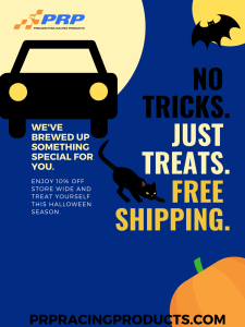 PRP Halloween Sale