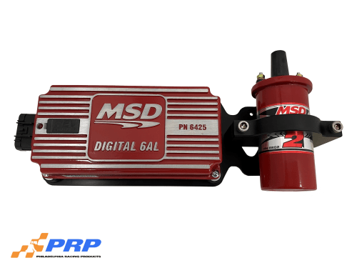 MSD 6 Series Mounting Bracket w/Coil Mount