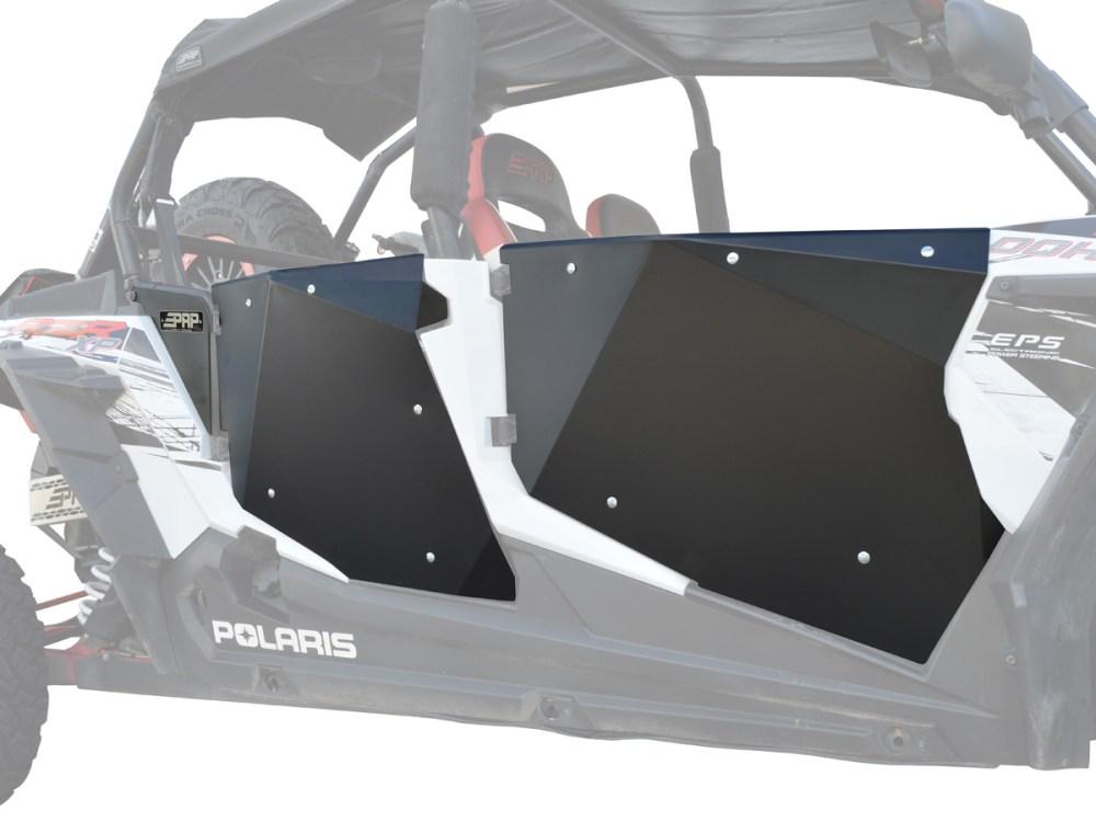 medium resolution of polaris rzr 4 1000 door set