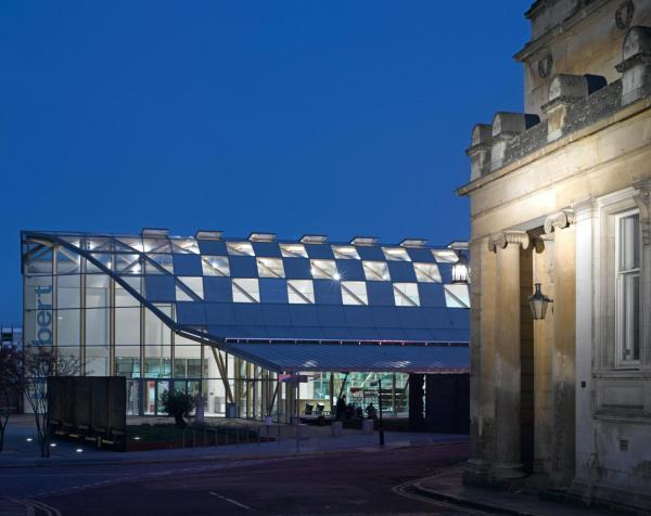 Herbert Art & Museum Prs Architects