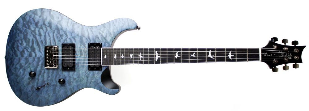 medium resolution of inspiration for this model came from his original usa ltd ed custom 24 from 2015 which was a huge success mark s signature se is already one of the