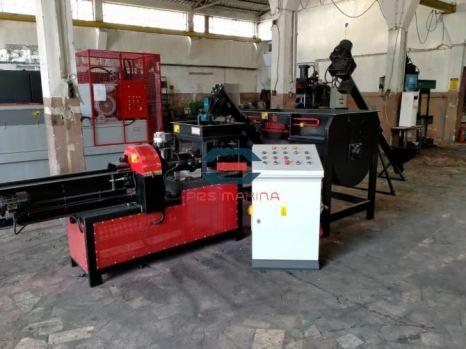 Tam Otomatik Briket Mangal ve Nargile Kömürü Makinası