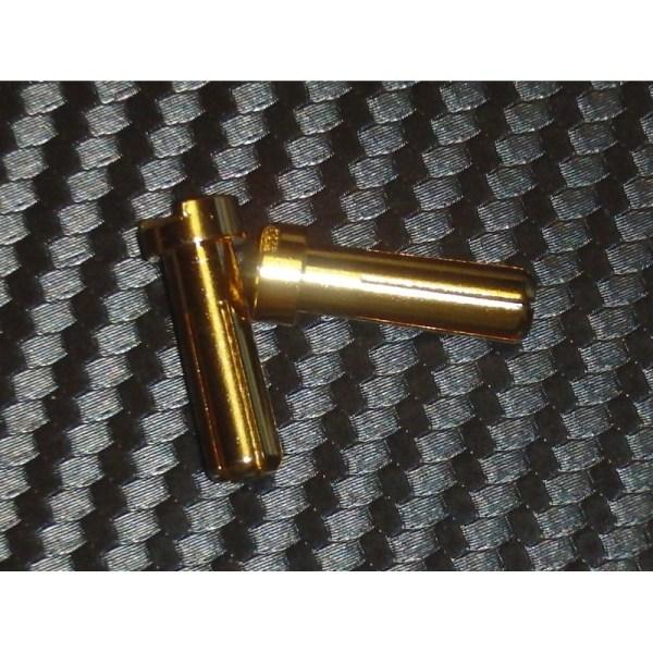Connecteur 5mm long