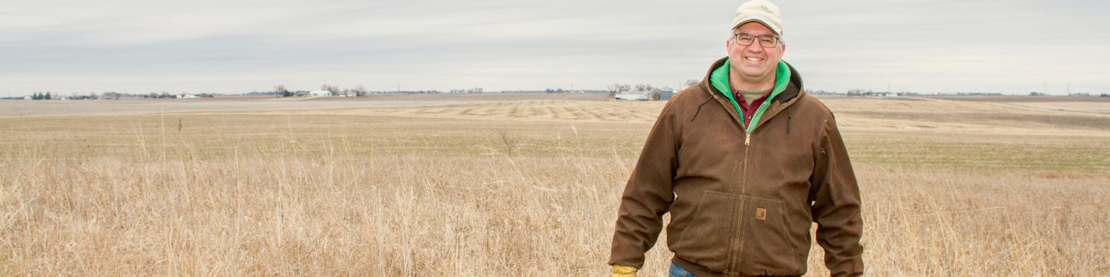 Restoring Family Farm Diversity with Organic Crops, Prairie, and Wetlands