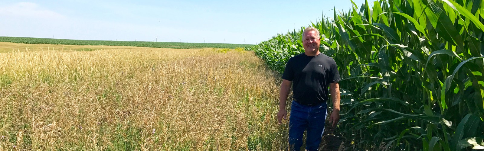 Farm Manager Connects Clients with Conservation Opportunities
