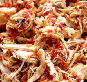 salsa chicken 2