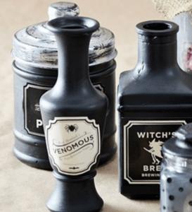 poison jars