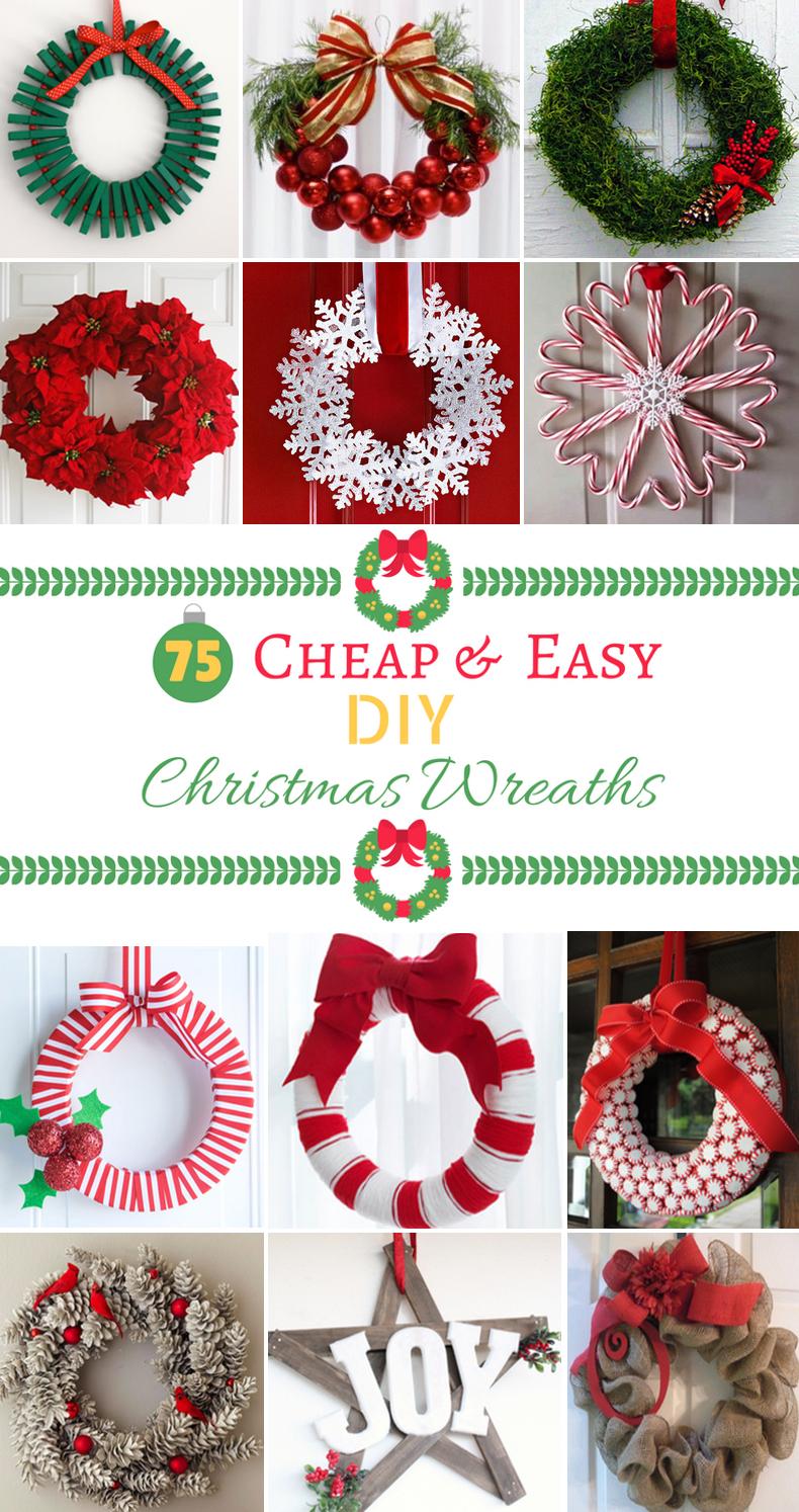 Easy Christmas Home Decor Ideas