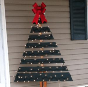 Pvc Christmas Yard Decorations