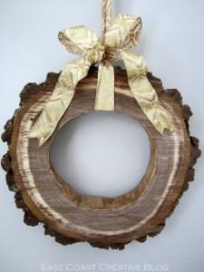 wreath-woodslice