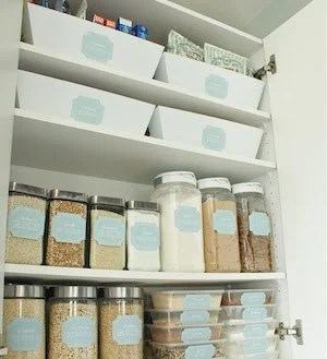 kitchen pantry organization ideas free makeover 150 diy prudent penny pincher