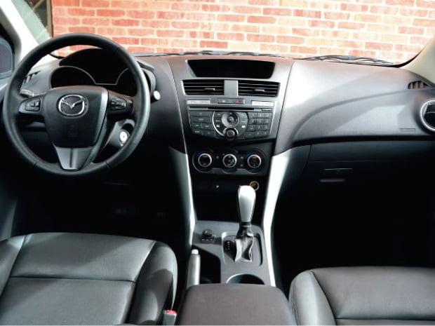 Mazda BT50 Professional 2016  Pruebaderutacom