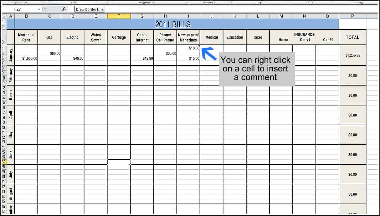 business expense tracking spreadsheet template sample