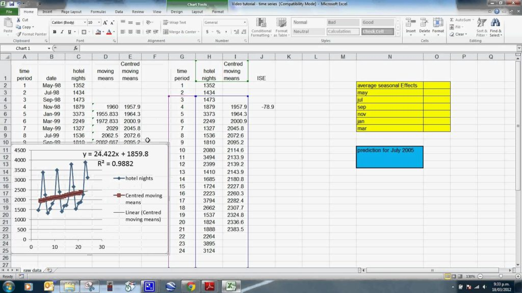 financial projection template for business plan 1